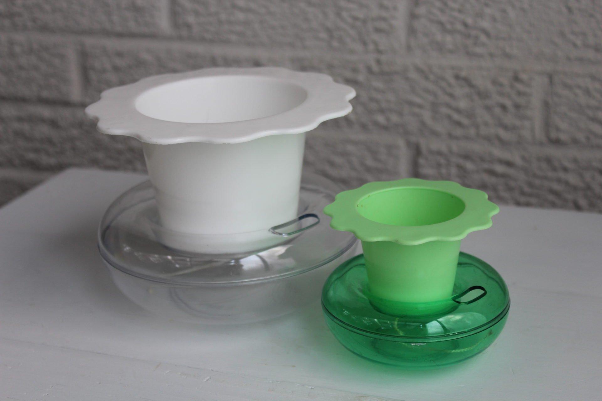 Dandy pots