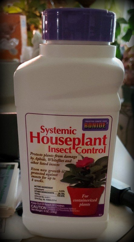 Bonide Houseplant Insecticide