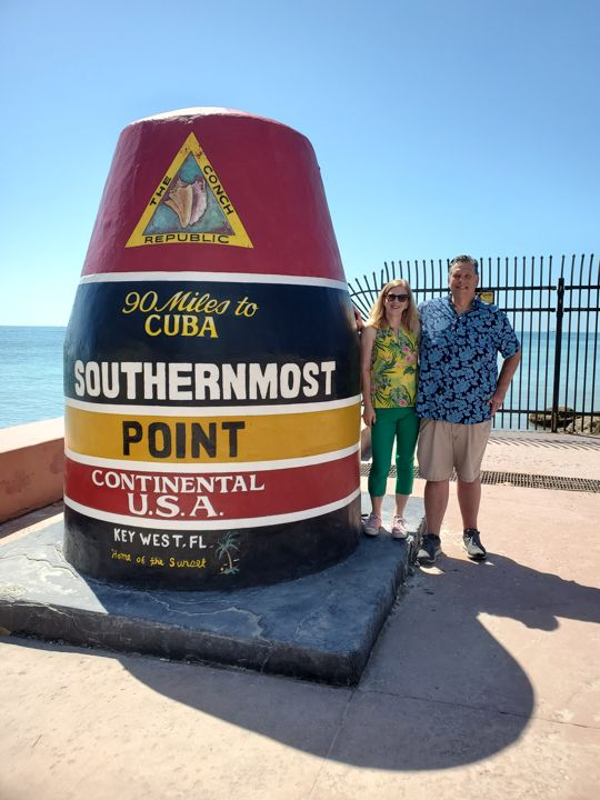The Southern most