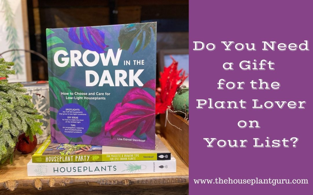 Do You Need a Gift for the Plant Lover on Your List?