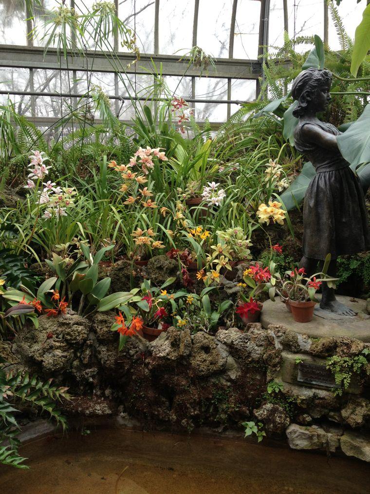 Anna Scripps Whitcomb conservatory