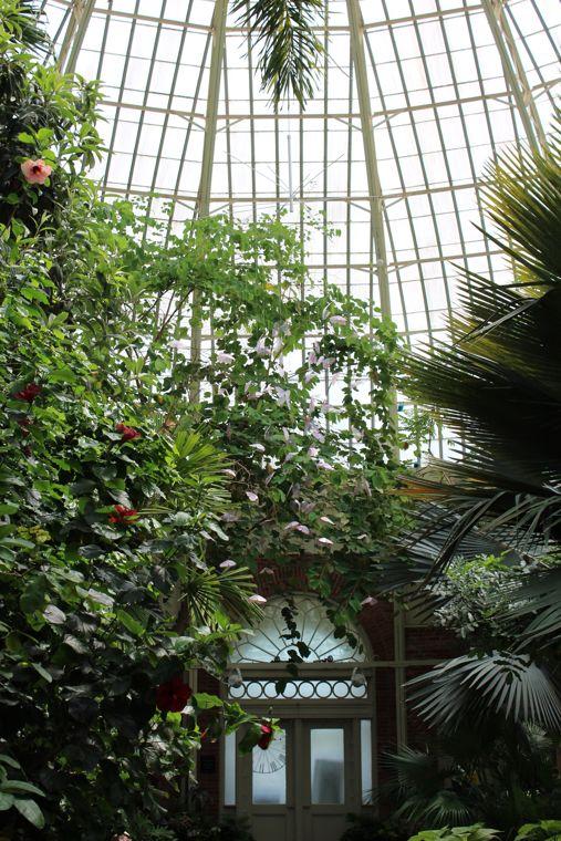 Buffalo Erie Botanical Garden
